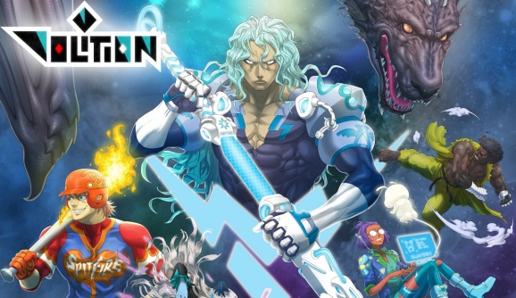 Volition is a collectible card game based on the blockchain.