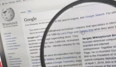 Wikipedia taps Google to help editors translate articles