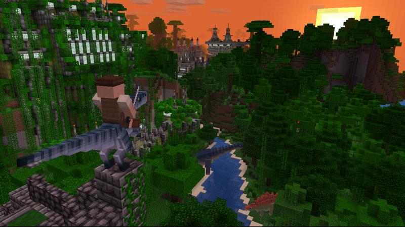 April S Top Minecraft Marketplace Creations Back To The - Minecraft auf zwei pc spielen