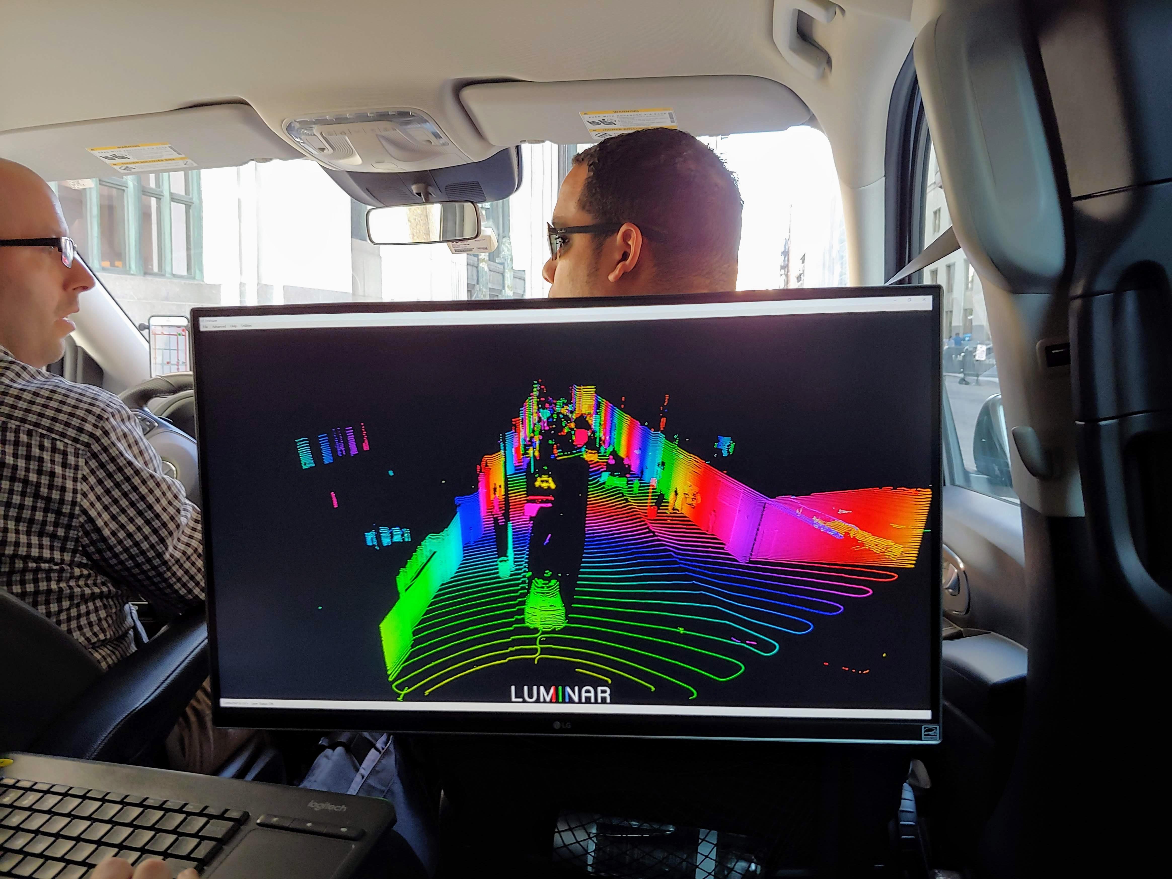 Luminar's lidar gives self-driving cars laser vision   VentureBeat