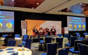 AI ethics panel at Re-Word Deep Learning Summit