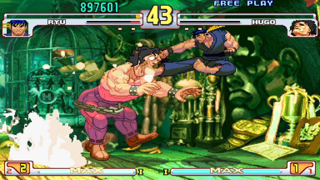 Street Fighter 30th Anniversary Collection review -- a