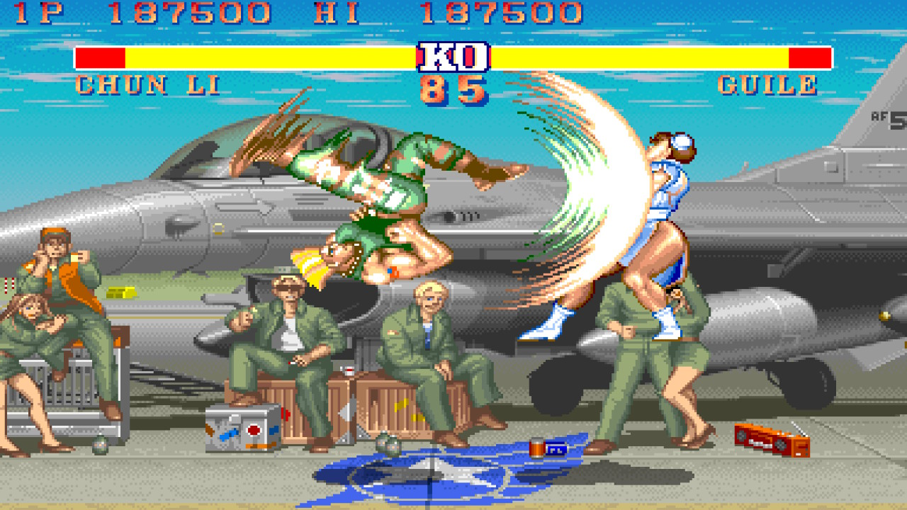 Street Fighter 30th Anniversary Collection Review A Worthy