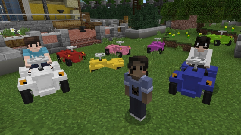 4. BrightStart Daycare by InPvP