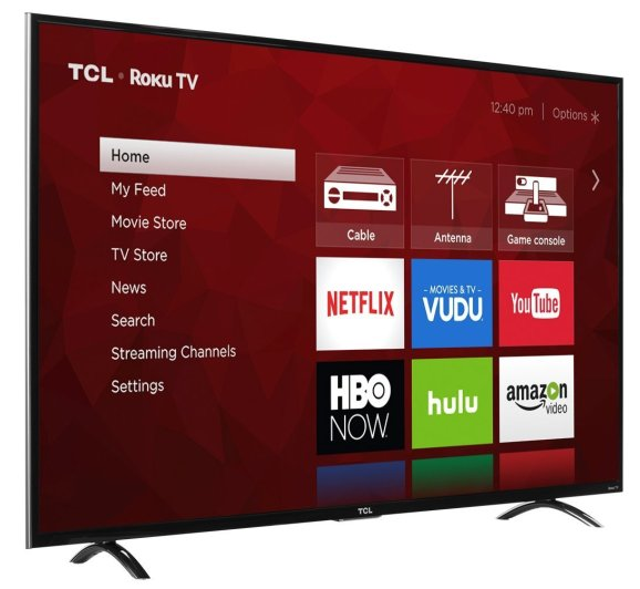 The TCL P605.