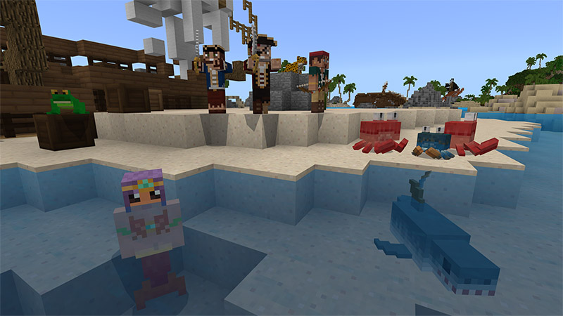 April S Top Minecraft Marketplace Creations Back To The - Minecraft prison escape spielen