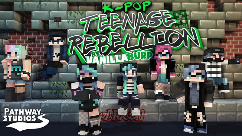 9. K-Pop: Teenage Rebellion by Pathway Studios