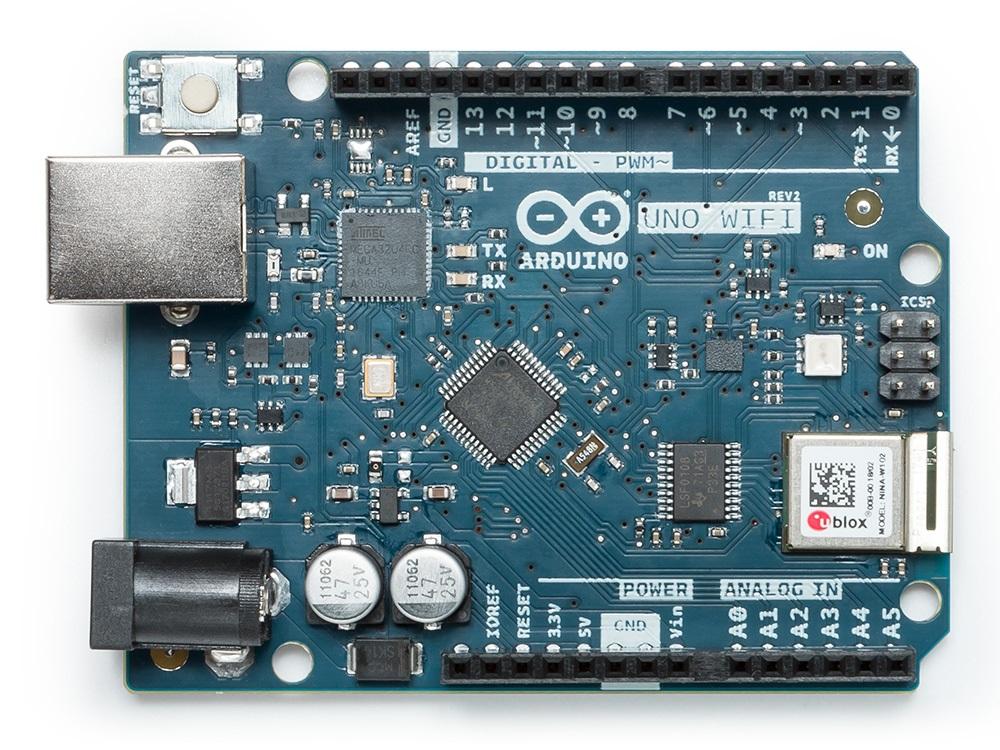 Arduino announces the Uno WiFi Rev 2 and MKR Vidor 4000