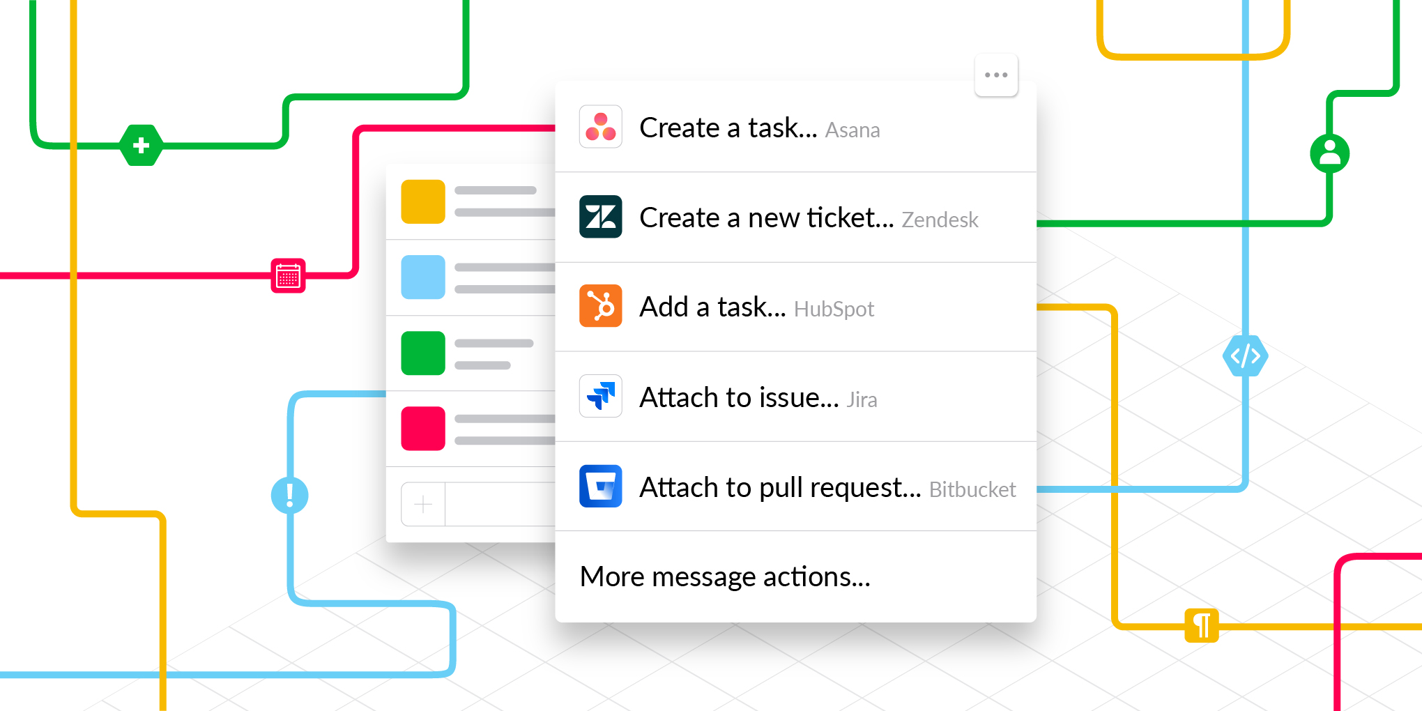 Slack launches actions for deeper integration with