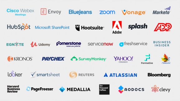 Techmeme: Workplace by Facebook announces 50+ new SaaS integrations