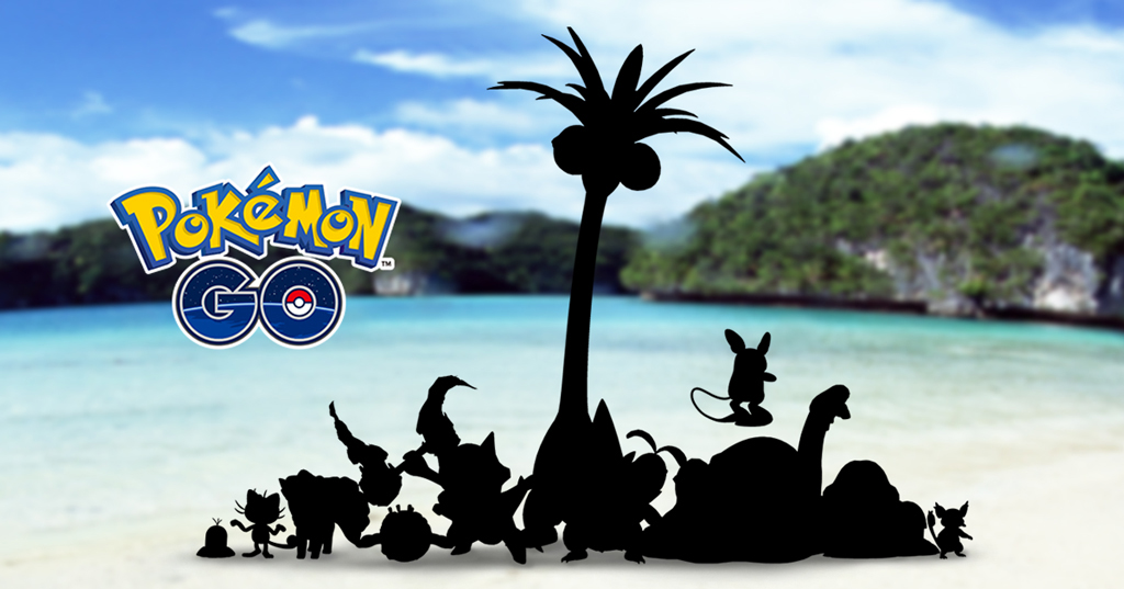 Pokémon Go is getting content from the Sun and Moon games | VentureBeat