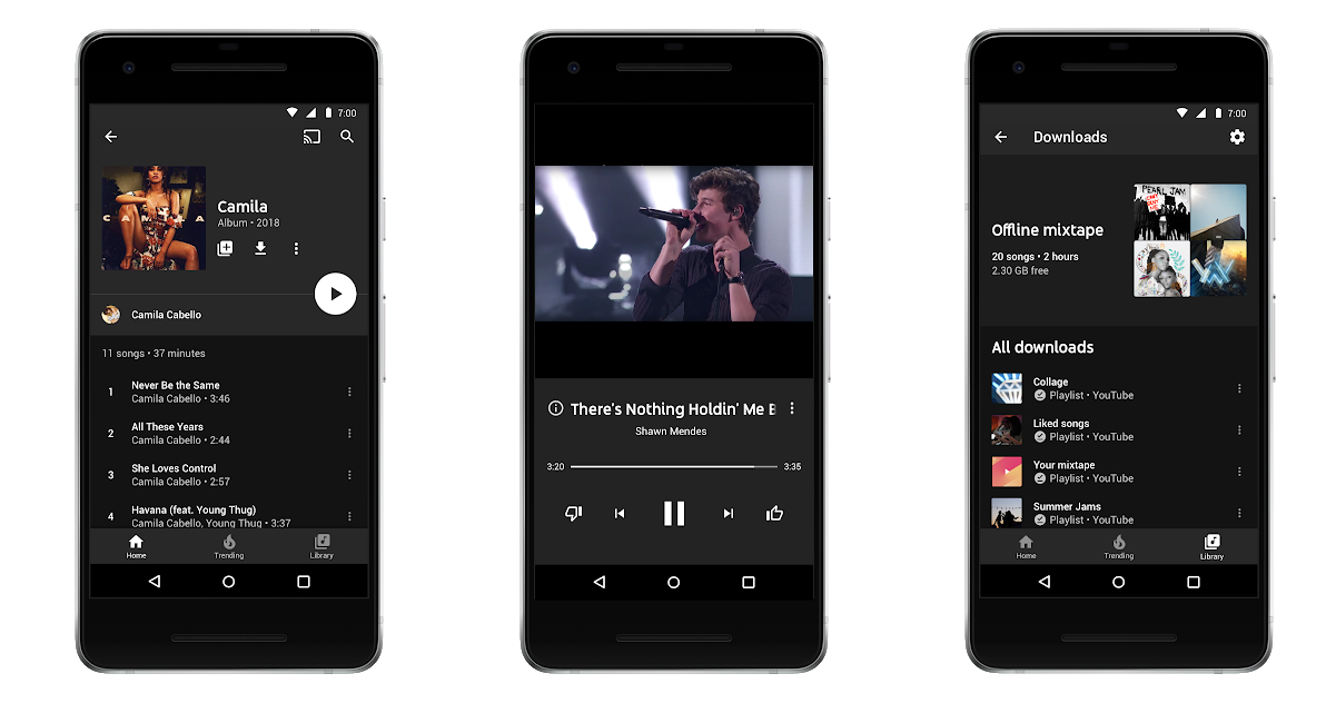 YouTube Music and YouTube Premium expand to Canada and 11