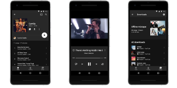 YouTube now lets premium subscribers toggle between audio music tracks and their official videos