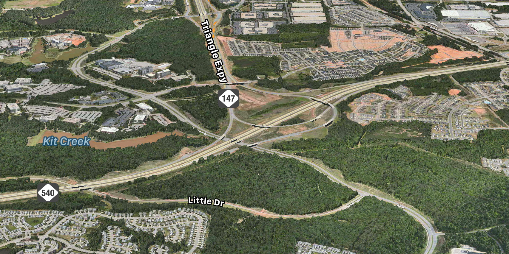 Apple is planning a new campus. Could it be in the Triangle?