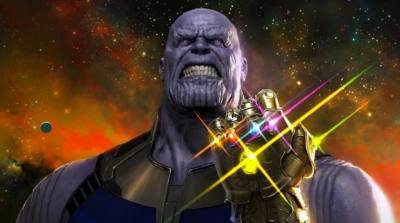 Thanos Invades Fortnite Because Infinity War Directors Are Big