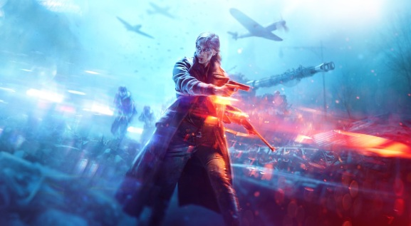 Battlefield V will have more physical motion and visceral combat.