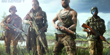 Battlefield V will have endless cooperative missions