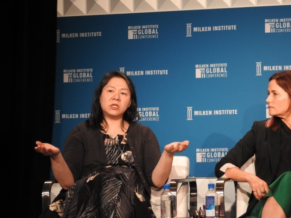 """Bo Young Lee joined Uber to make a difference in its """"bro"""" culture."""