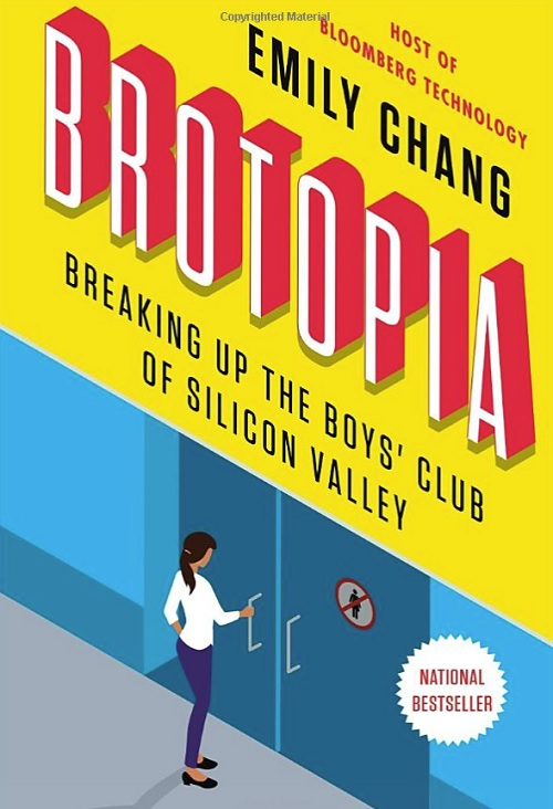 Emily Chang's Brotopia book exposed Silicon Valley's boys club.