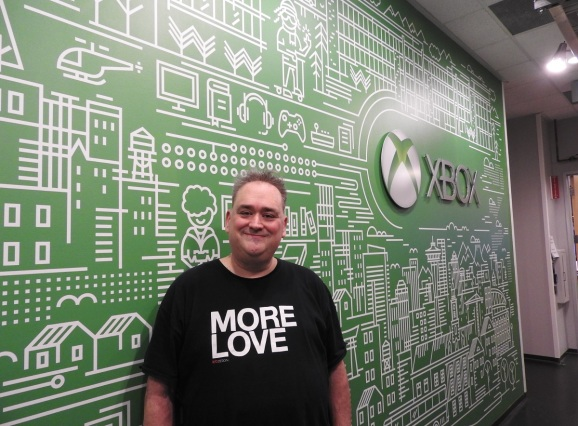 Bryce Johnson is cofounder of the Microsoft Inclusive Technologies Lab.