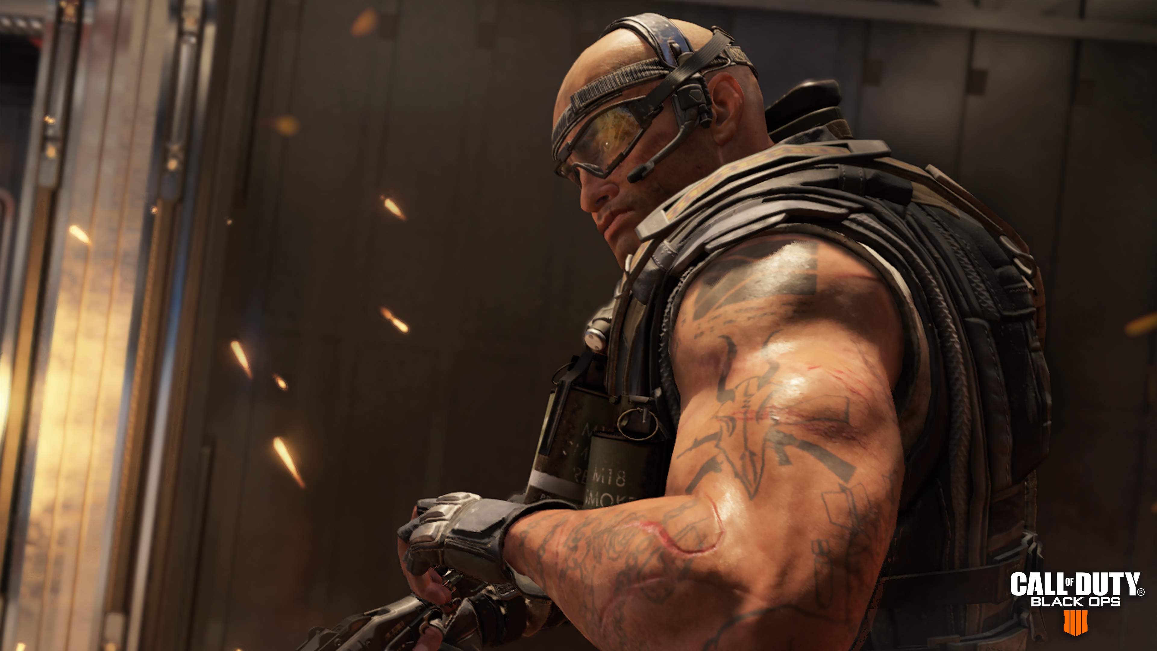 Call Of Duty Black Ops 4 Features Frenetic Multiplayer Mode