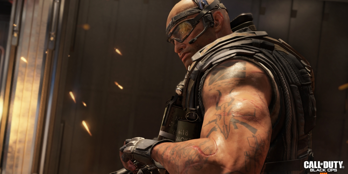 Ajax in Call of Duty: Black Ops 4.