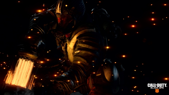 Firebreak character in Call of Duty: Black Ops 4.