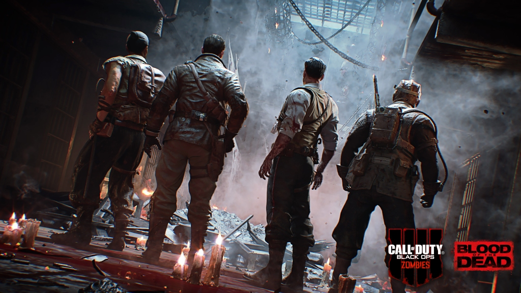 Where Is The Fuse Box In Zombies Black Ops : Call of duty black ops features three time traveling