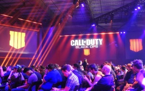 Black Ops 4 reveal.