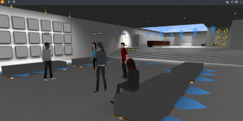 Social VR's best platform is the open web, not walled gardens