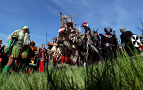 World of Warcraft fans take live-action role playing to another level.