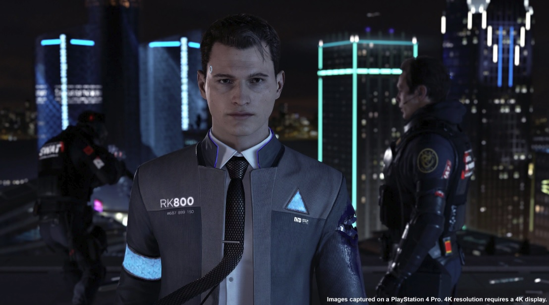 Detroit: Become Human comes to PC via Epic Games Store on December 12