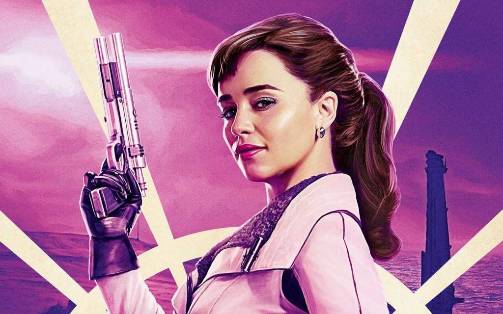 Emilia Clarke Solo