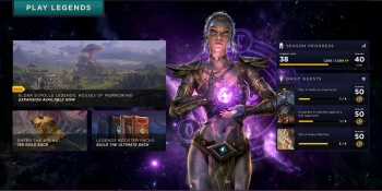 The Elder Scrolls: Legends moves from Dire Wolf Digital to Sparkypants Studios