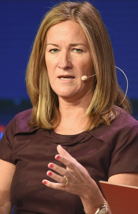 Ann Hand, CEO of Super League Gaming.