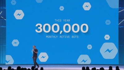 Facebook Messenger passes 300,000 bots | VentureBeat
