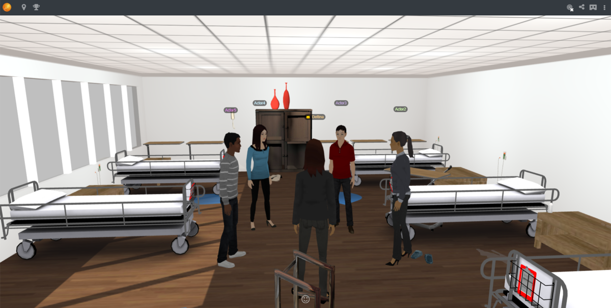 Mixed reality will help us navigate labyrinthine hospitals, Next TGP