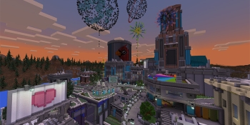 April 2018's top 10 Minecraft Marketplace creations: back to the city