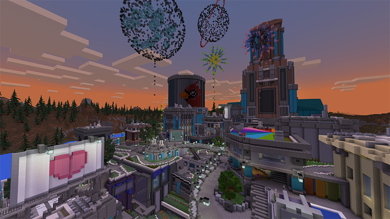 April 2018's top 10 Minecraft Marketplace creations: back to
