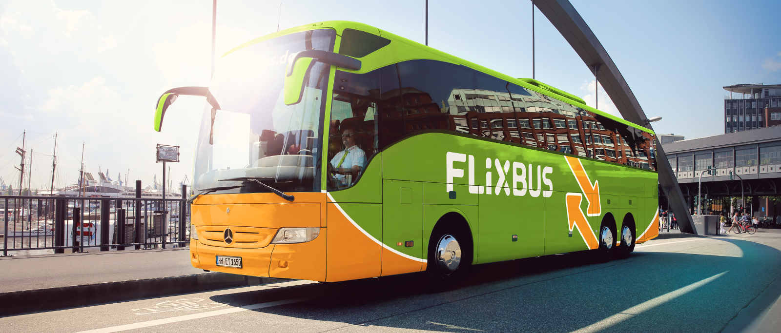 Germany's data driven FlixBus launches in the U.S. to make bus travel cool again