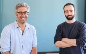 Owkin founders: Thomas Clozel and Gilles Wainrib
