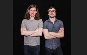 Carter Minshull (left) and Alexander