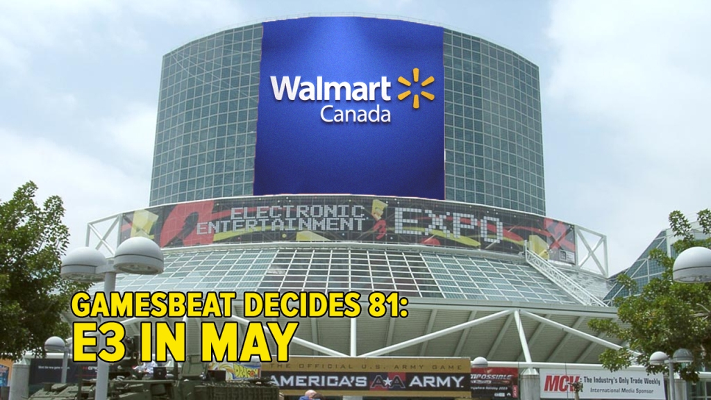 The great E3 expansion is upon us.