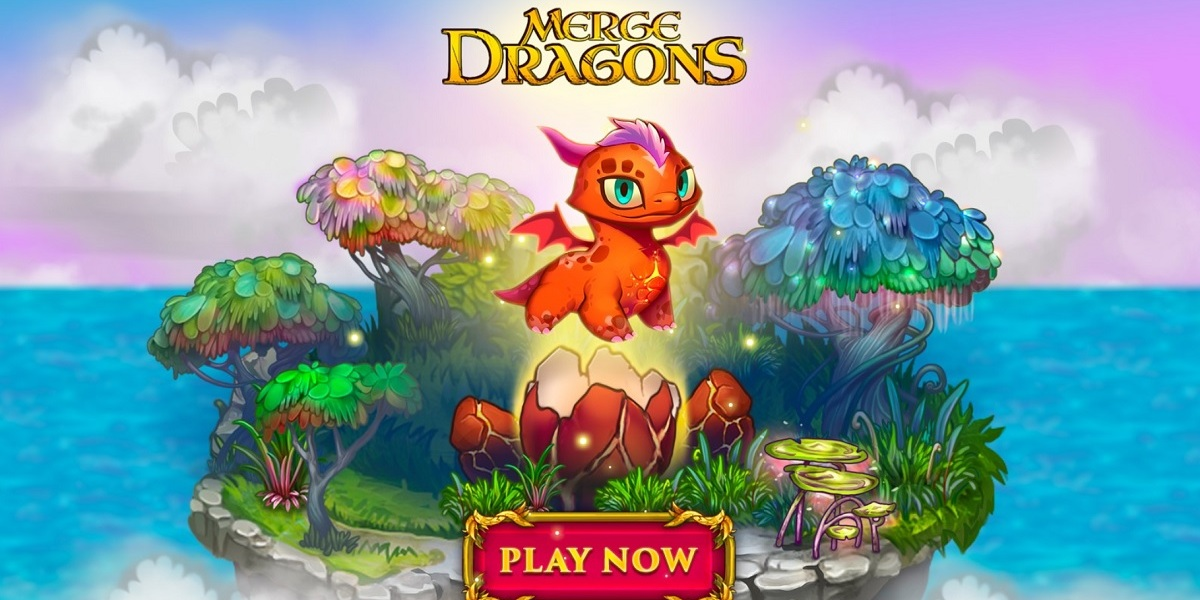 Gram Games' Merge Dragons.