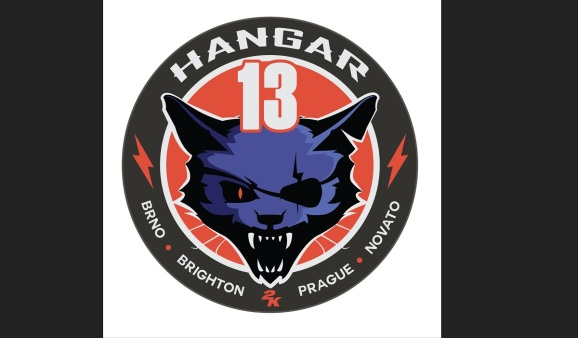 The Hangar 13 logo
