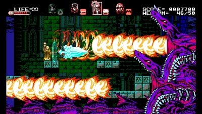 The RetroBeat -- Bloodstained: Curse of the Moon is a perfect
