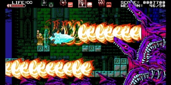 The RetroBeat — Bloodstained: Curse of the Moon is a perfect Castlevania successor