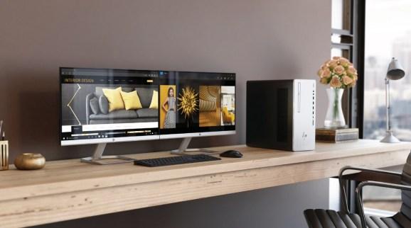 HP Envy desktop