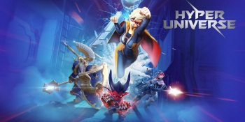 Nexon launches Hyper Universe MOBA on Xbox One this summer