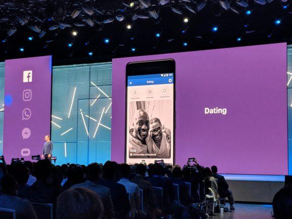Facebook CEO Mark Zuckerberg rolls out Dating for Facebook